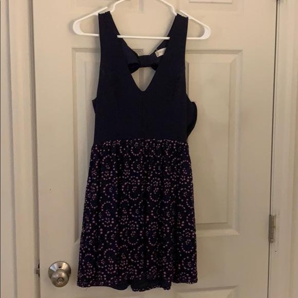 Altar'd State Dresses & Skirts - Bow back dress